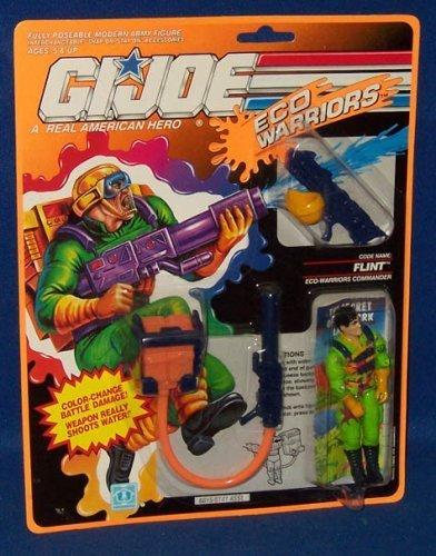 G.I. Joe ECO WARRIORS FLINT