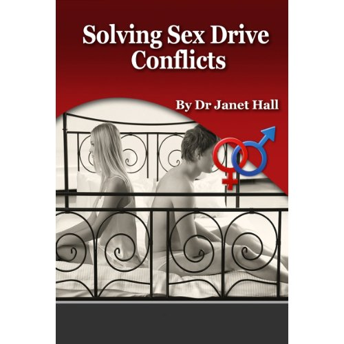 Solving Sex Drive Conflicts audiobook cover art