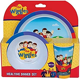 wiggles plates