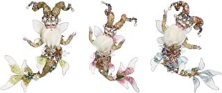 Mark Roberts 2020 Collection Neptune Fairy, Small, Assortment of 3 Figurines