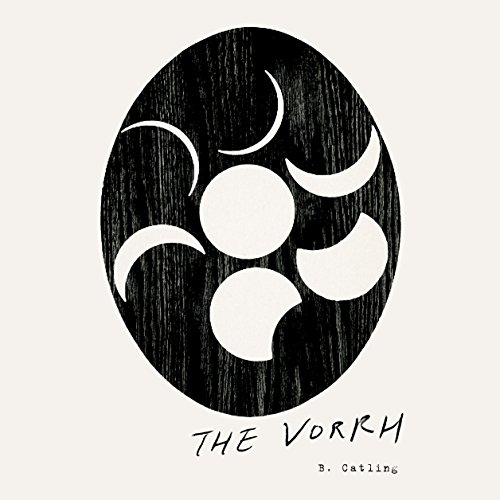 The Vorrh audiobook cover art
