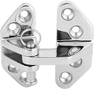 chiavistello da incasso in acciaio inossidabile da 1,8 pollici per barca a vela Chiavistello da 1,8 pollici