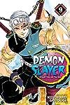 Demon Slayer: Kimetsu no Yaiba, Vol. 9 (9)