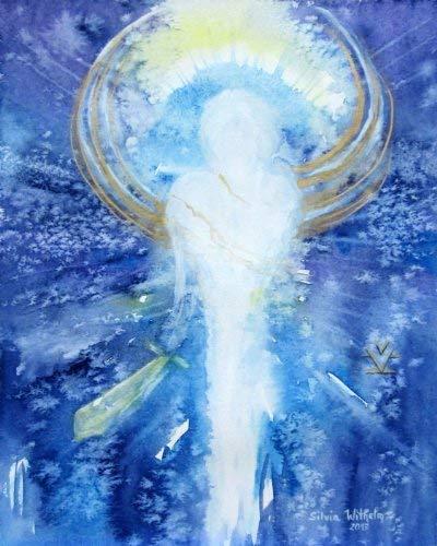 silwi-art***** Engelbilder Erzengel Michael Poster/hochwertiger Fotoprint Wanddeko