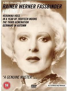 Rainer Werner Fassbinder Vol. 2: Veronika Voss / In a Year of Thirteen Moons / The Third Generation / Germany in Autumn by Volker Spengler