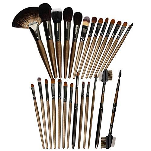 MPKHNM 26 pinceaux de maquillage pinceau de maquillage en laine de qualité supérieure