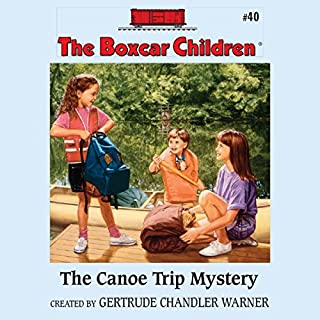 The Canoe Trip Mystery cover art
