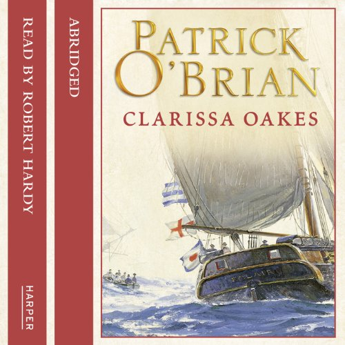 Clarissa Oakes cover art