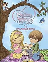 Precious Moments Coloring Book: Precious Moments for You and Your Kids