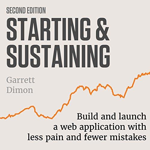 Starting & Sustaining audiobook cover art