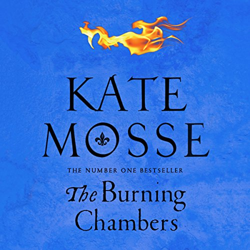 The Burning Chambers cover art