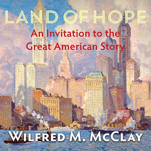 Land of Hope audiobook cover art