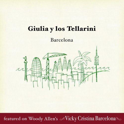 Giulia y Los Tellarini