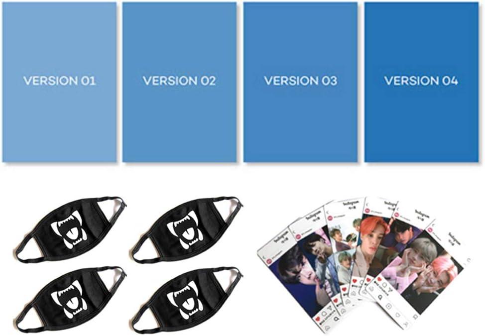 Bangtan Boys Bighit BTS MAP Tucson online shop Mall of The Set 1+2+3+4 7 Soul Album :