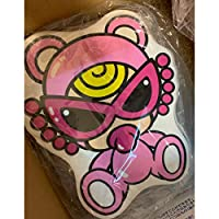 ヒスミニ TEDDY MINI お皿 ピンク