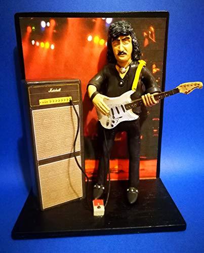 Figuren - Action figure Ritchie Blackmore von Deep Purple/Rainbow 22CM./8.6