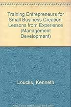 training entrepreneurs for small business creation