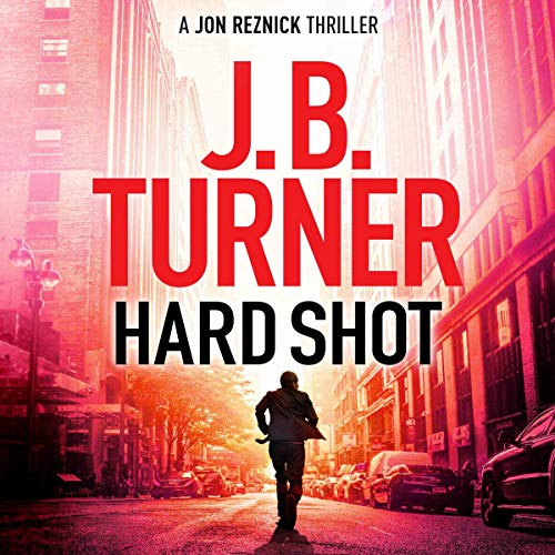 Hard Shot audiobook cover art