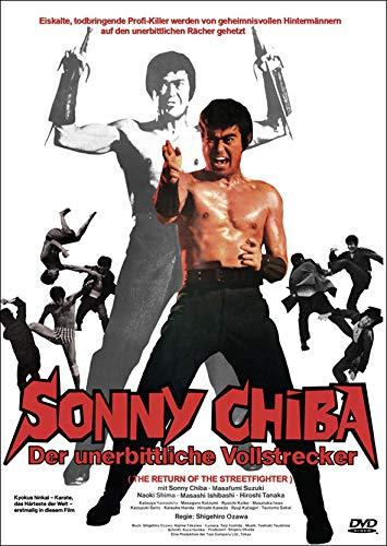Sonny Chiba - Der unerbittliche Vollstrecker - Amaray