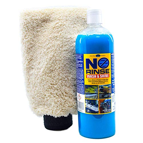 Optimum No Rinse Wash Combo…