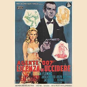 Agente 007 Licenza Di Uccidere (Original Soundtrack 1963)
