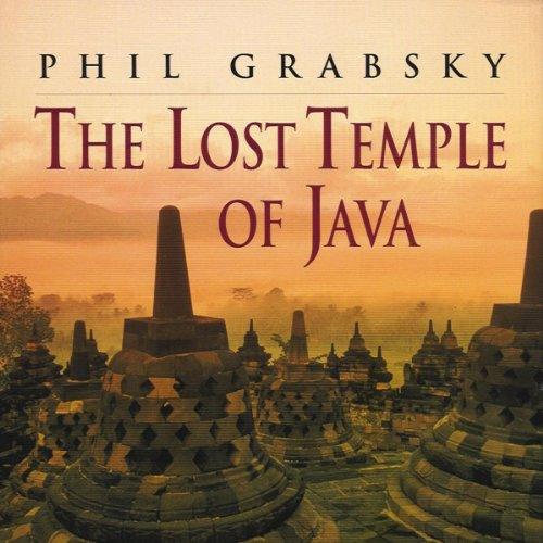 The Lost Temple of Java audiobook cover art