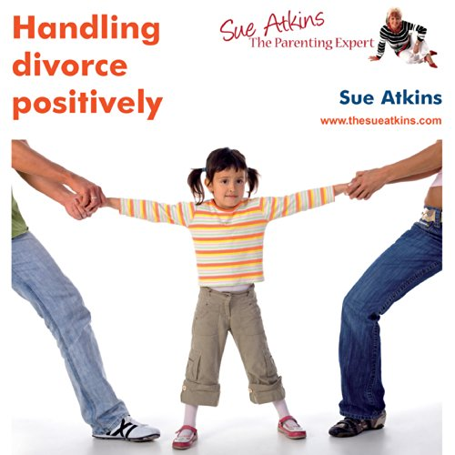 Handling Divorce Positively audiobook cover art