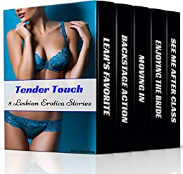 Tender Touch: 5 Lesbian Erotica Stories by [Ava Sterling]