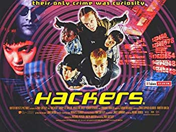 Hackers  B  Poster  11  x 17