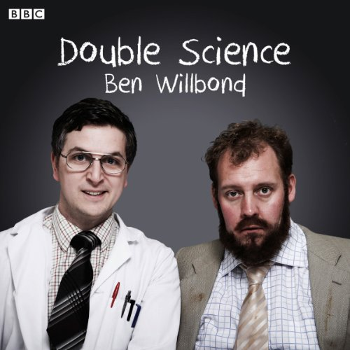 Double Science audiobook cover art