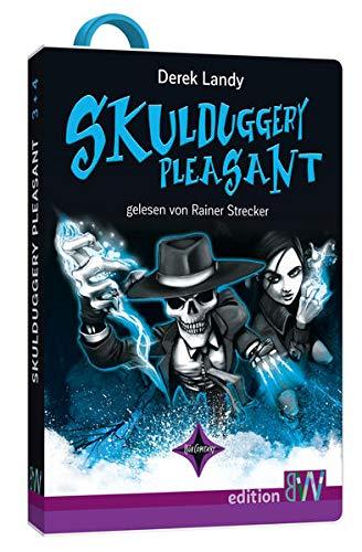 Skulduggery Pleasant – Folge 3 und 4: Hörbuch auf USB-Stick