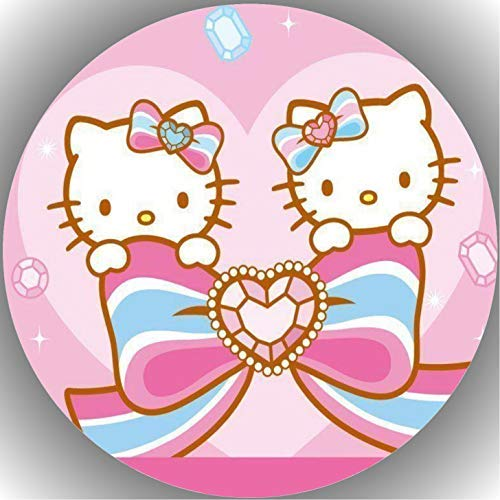 Fondant Tortenaufleger Tortenbild Geburtstag Hello Kitty T17