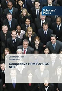 Competitive Hrm for Ugc Net