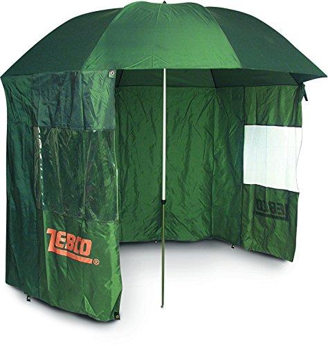 Zebco Schirmzelt grün Bild