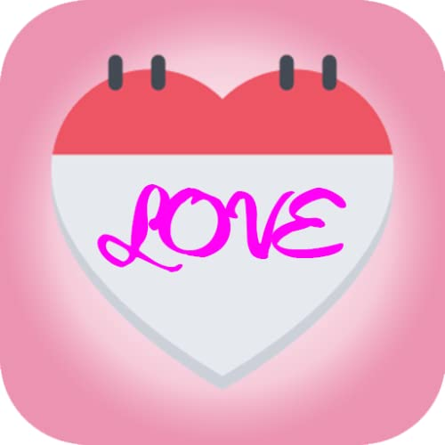 Love counter - Love days & Love diary 2018