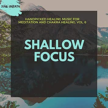 Shallow Focus - Handpicked Healing Music For Meditation And Chakra Healing, Vol. 6