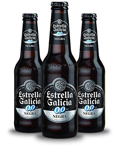 Estrella Galicia 0,0 Negra. Pack De 6 X 25Cl.