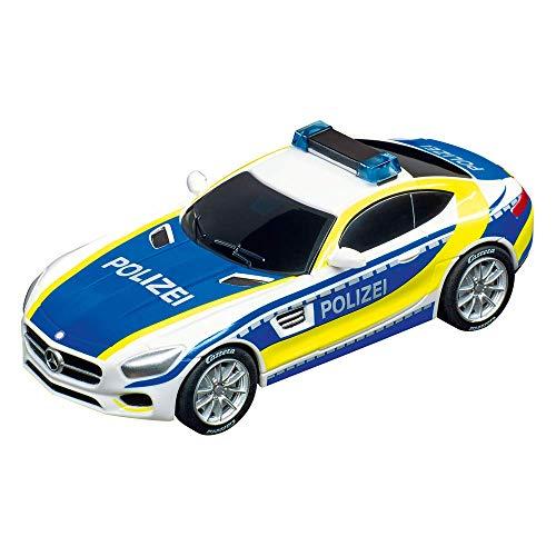 "Carrera Go!!! Mercedes-AMG GT Coupe ""Polizei"" Fahrzeug 20064118 Rennbahnauto"