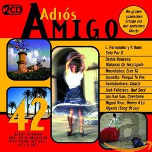 Adios Amigo (J.Feliciano-Mocedades-M.Rio