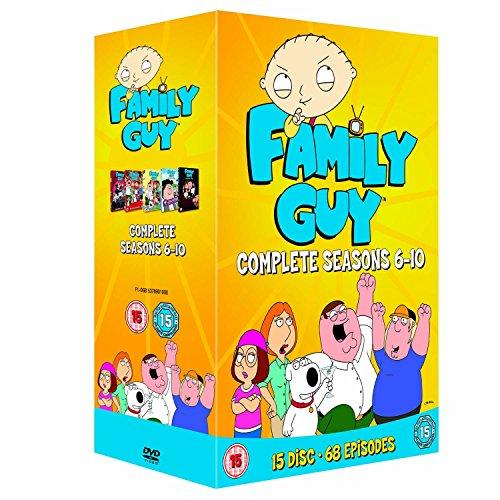 Family Guy - Season 6 To 10 [DVD]