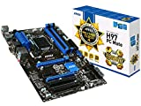 MSI Intel H97 LGA 1150 DDR3 USB 3.1 ATX Motherboard (H97 PC Mate)
