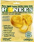 Ambrosoli (NOT A CASE) Honees Cough Drops Lemon Bag, 20 pc
