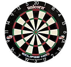 Unicorn Eclipse HD 2 High Definition Dart Board