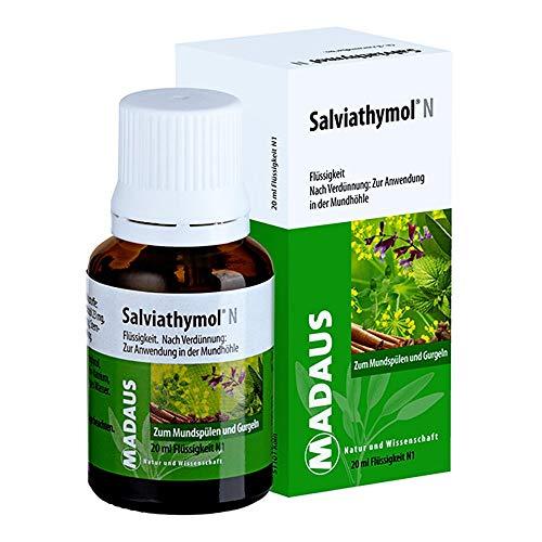 Salviathymol N Madaus Flüssigkeit, 20 ml Lösung
