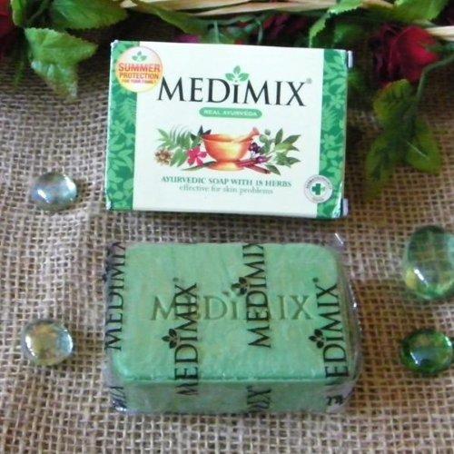 Medimix ayurvedische Seife 18 Pflanzen