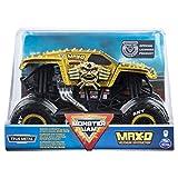 Monster Jam - 6054812 - Jouet enfant - Collector Die Cast Trucks - Véhicule échelle 1:24 - Max-D  - Voiture Monster Truck