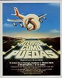 Aterriza Como Puedas (Airplane !) - Poster cm. 30 x 40