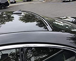 JR2 Painted Black Color for 2009 2010 2011 2012 2013 2014 Nissan Maxima A35 Rear Window Roof Spoiler