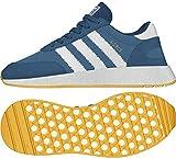Adidas I-5923 W, Zapatillas de Deporte para Mujer, Azul (Petnoc/Ftwbla / Gum3 000), 36 EU