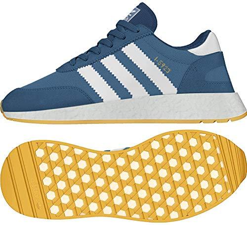 adidas adidas Damen I-5923 W Fitnessschuhe, Blau (Petnoc/Ftwbla / Gum3 000), 36 EU